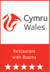 5 star visit wales st davids rating