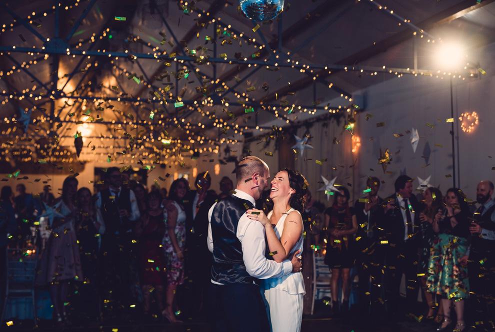 Larger Weddings